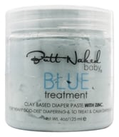 Image of Butt Naked Baby - Blue Paste Diaper Rash Treatment With Zinc - 4 oz.