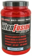 NitroFusion - Multi Source Protein Cookies N' Creme - 2 lbs. by NitroFusion