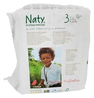 Image of Naty - Babycare Diapers Stage 3 (16-28 lbs) - 31 Diaper(s)