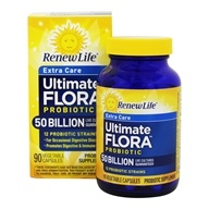 ReNew Life - Ultimate Flora Critical Care 50 Billion - 90 Vegetarian Capsules, from category: Nutritional Supplements