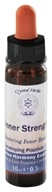 Crystal Herbs - Divine Harmony Essences Developing Positivity Inner Strength - 0.3 oz., from category: Flower Essences