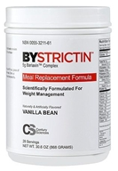 Image of Century Sciences - Bystrictin Meal Replacement Formula Vanilla Bean 28 Servings - 30.6 oz.