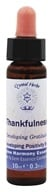 Crystal Herbs - Divine Harmony Essences Developing Positivity Thankfulness - 0.3 oz. by Crystal Herbs