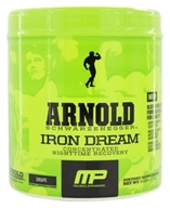 Muscle Pharm - Arnold Schwarzenegger Series Arnold Iron Dream Grape - 6.24 oz. (696859258336)