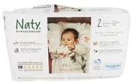 Naty - Babycare Diapers Stage 2 (12-18 lbs) - 36 Diaper(s) by Naty