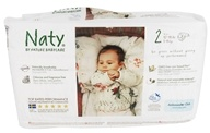 Naty - Babycare Diapers Stage 2 (12-18 lbs) - 36 Diaper(s) (7330933150156)