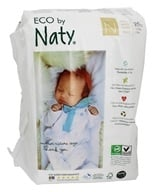 Image of Naty - Babycare Diapers Newborn (-10 lbs) - 26 Diaper(s)