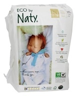 Naty - Babycare Diapers Newborn (-10 lbs) - 26 Diaper(s) by Naty