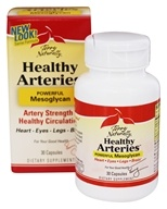 EuroPharma - Terry Naturally Mesoglycan Artery Strength and Healthy Circulation 50 mg. - 30 Capsules - $23.96
