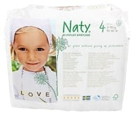 Image of Naty - Babycare Diapers Stage 4 (22-37 lbs) - 27 Diaper(s)