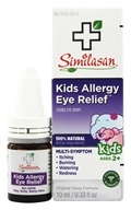 Image of Similasan - Kids Allergy Eye Relief Eye Drops - 0.33 oz.