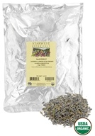 Starwest Botanicals - Bulk Lavender Flowers Extra Organic - 1 lb., from category: Health Foods