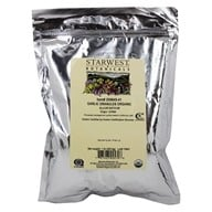 Starwest Botanicals - Bulk Garlic Granules Organic - 1 lb., from category: Health Foods