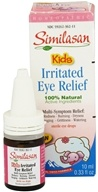 Similasan - Kids Irritated Eye Relief Eye Drops - 0.33 oz. - $8.89