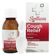 Similasan - Cough Relief Cough & Fever Syrup - 4 oz. by Similasan