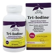 EuroPharma - Terry Naturally Tri-Iodine 25 mg. - 60 Capsules by EuroPharma