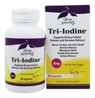 EuroPharma - Terry Naturally Tri-Iodine 25 mg. - 60 Capsules, from category: Vitamins & Minerals