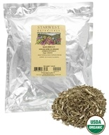 Starwest Botanicals - Bulk Vervain Herb C/S Organic - 1 lb., from category: Health Foods