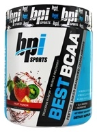 BPI Sports - Best BCAA Peptide Linked Branched Chain Aminos Fruit Punch - 10.58 oz.