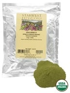 Image of Starwest Botanicals - Bulk Spinach Powder Organic - 1 lb.