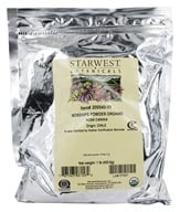 Starwest Botanicals - Bulk Rosehips Powder Organic - 1 lb., from category: Health Foods