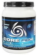 Core Nutritionals - Core ABC Dietary Supplement Crystal Blue Raspberry - 2.2 lbs. by Core Nutritionals