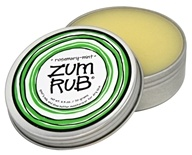 Image of Indigo Wild - Zum Rub Moisturizer Rosemary-Mint - 2.5 oz.