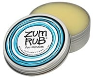 Indigo Wild - Zum Rub for Muscles - 2.5 oz., from category: Personal Care