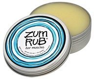 Indigo Wild - Zum Rub for Muscles - 2.5 oz. by Indigo Wild