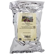Image of Starwest Botanicals - Bulk Slippery Elm Bark Powder Organic - 1 lb.