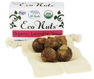 Image of Eco Nuts - Organic Laundry Soap Nuts 10 Loads - 0.5 oz.