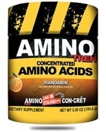 Promera Health - Amino Tren Concentrated Amino Acids Mandarin 32 Servings - 150.4 Grams - $36.79