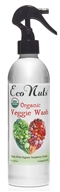Eco Nuts - Organic Veggie Wash - 10 oz. - $5.99