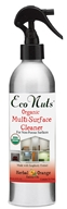 Eco Nuts - Organic Glass Cleaner Lemon Citrus - 10 oz.