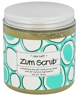 Image of Indigo Wild - Zum Exfoliating Body Scrub Sea Salt - 13 oz.