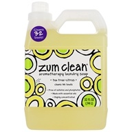 Indigo Wild - Zum Clean Aromatherapy Laundry Soap Tea Tree-Citrus - 32 oz. (663204362871)