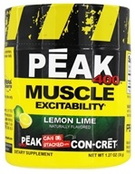 Promera Health - Peak 400 Muscle Excitability Lemon Lime 30 Servings - 45 Grams, from category: Sports Nutrition