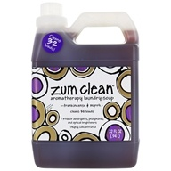 Indigo Wild - Zum Clean Aromatherapy Laundry Soap Frankincense & Myrrh - 32 oz., from category: Housewares & Cleaning Aids