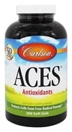 Image of Carlson Labs - Aces Antioxidants - 300 Softgels