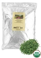 Starwest Botanicals - Bulk Alfalfa Leaf C/S Organic - 1 lb., from category: Health Foods