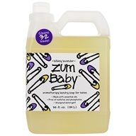 Indigo Wild - Wee Clean Aromatherapy Laundry Soap for Babies Lullaby Lavender - 32 oz.