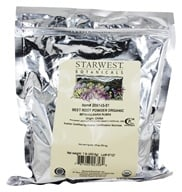 Bulk Beet Root Powder Organic - 1 lb.