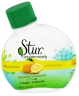Stur - Water Enhancer with Stevia Honestly Lemonade - 1.9 oz.