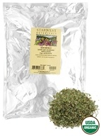 Starwest Botanicals - Bulk Catnip Leaf C/S Organic - 1 lb., from category: Health Foods