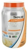 Image of Twinlab - Clean Series Gainers 600 Mass Gainer French Vanilla - 3.2 lbs.