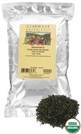 Starwest Botanicals - Bulk Young Hyson Tea Organic - 1 lb., from category: Health Foods
