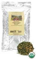 Starwest Botanicals - Bulk Genmaicha Tea Organic - 1 lb., from category: Teas