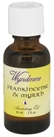 Wyndmere Naturals - Anointing Oil Frankincense & Myrrh - 1 oz. (602444150909)