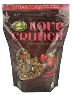 Nature's Path Organic - Premium Organic Love Crunch Granola Dark Chocolate & Red Berries - 11.5 oz., from category: Health Foods