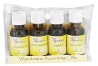 Wyndmere Naturals - Anointing Oil Kit - 4 x 1 oz. Bottles, from category: Aromatherapy